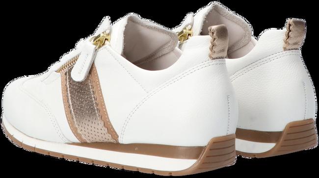 Witte GABOR Lage sneakers 338  - large