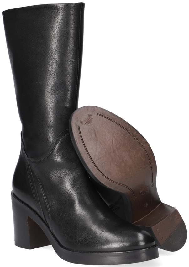 Zwarte VIA VAI Hoge laarzen TAARA  - larger