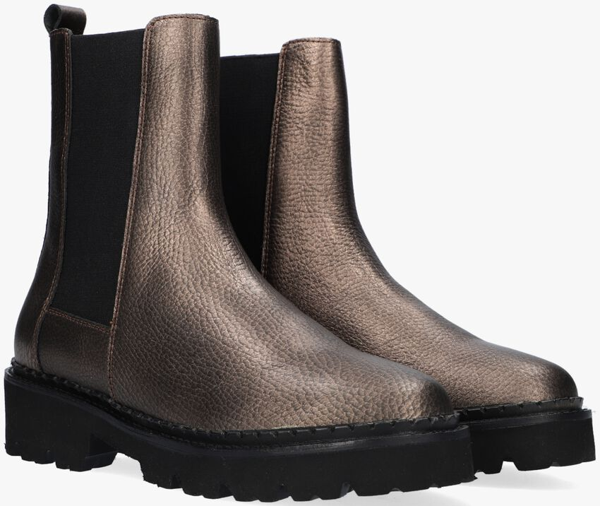 Gouden TANGO Chelsea boots BEE BOLD 509  - larger