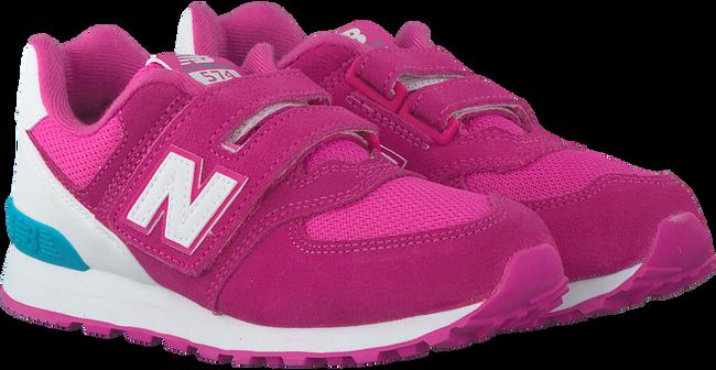 Roze NEW BALANCE Sneakers KV574  - large