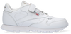 Witte REEBOK Lage sneakers CLASSIC LTHR 1V  - small