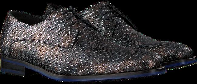 Bronzen FLORIS VAN BOMMEL Nette schoenen 18159  - large