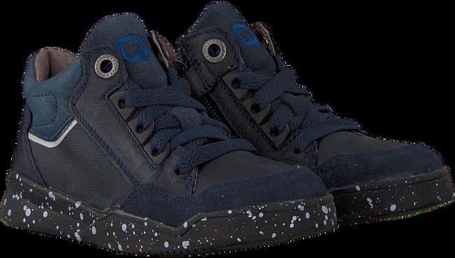 Blauwe BRAQEEZ Sneakers THOMAS TERRA - large