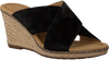 Zwarte GABOR Slippers 829 - small