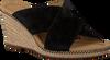Zwarte GABOR Slippers 829 - small