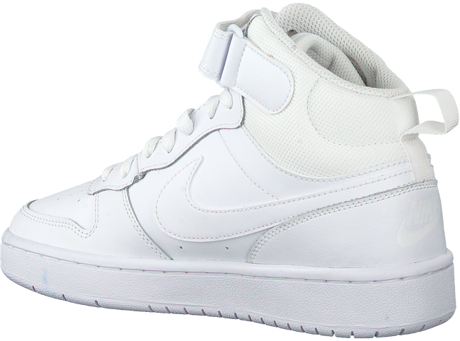 Witte NIKE Hoge sneaker COURT BOROUGH MID 2 (GS)  - large
