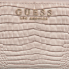 Roze GUESS Portemonnee KAMRYN SLG LARGE ZIP AROUND  - small