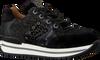 Zwarte DEVELAB Lage sneakers 41202  - small