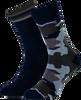 Blauwe MARCMARCS Sokken BENJAMIN  - small