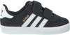 Zwarte ADIDAS Sneakers GAZELLE KIDS  - small