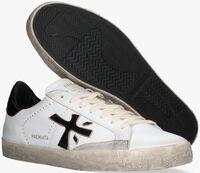 Witte PREMIATA Lage sneakers STEVEN  - medium