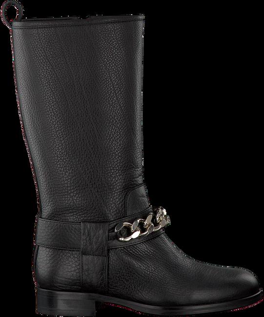 Zwarte OMODAXMANON Lange laarzen ABB2818  - large