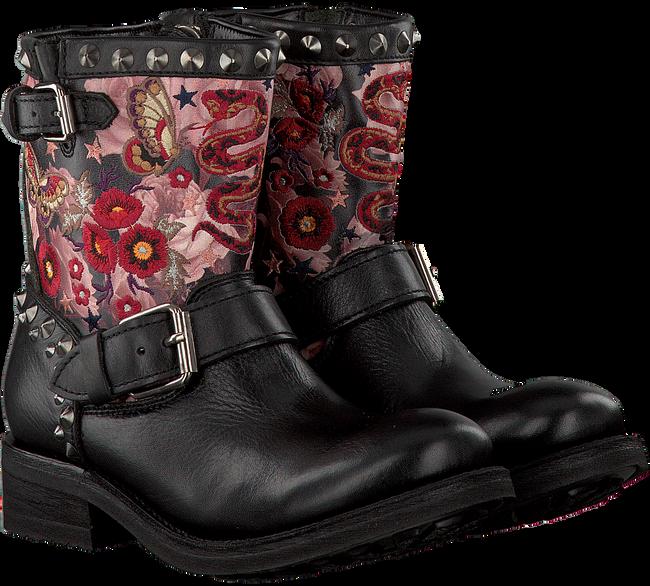 Zwarte ASH Biker boots TRIANA DESTROYER  - large