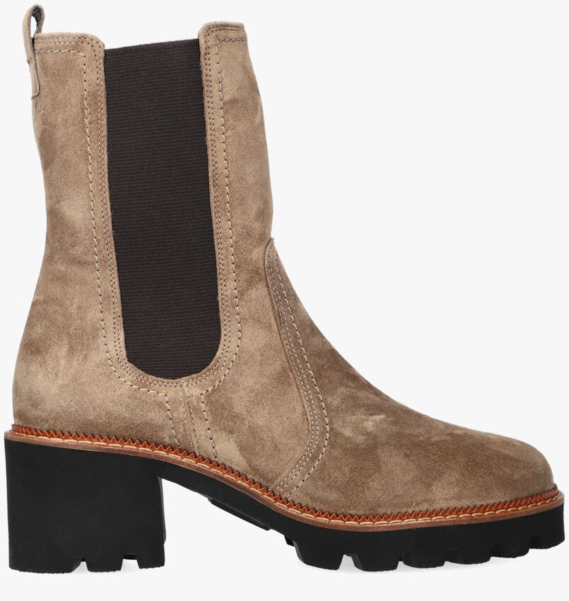 Beige PAUL GREEN Chelsea boots 9908  - larger