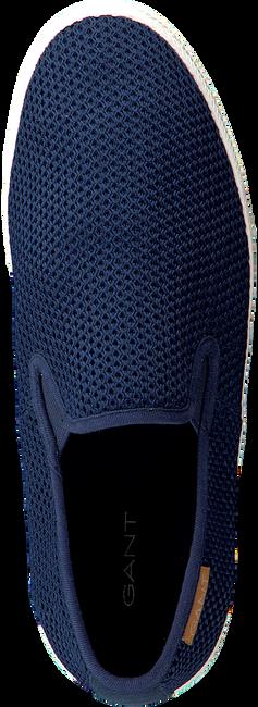 Blauwe GANT Slip-on sneakers FRANK 18678380 - large