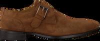 Cognac MAZZELTOV Nette schoenen 4143  - medium