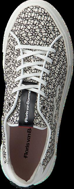 Zwarte FLORIS VAN BOMMEL Sneakers 85267  - large