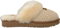 Witte UGG Pantoffels W COZY  - medium