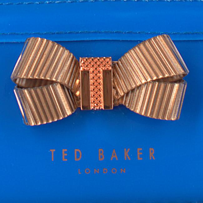 Blauwe TED BAKER Etui LORA - large
