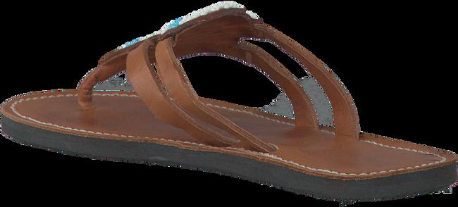 Blauwe OMODA KUBUNI Slippers SLIPPER AFRICA  - large
