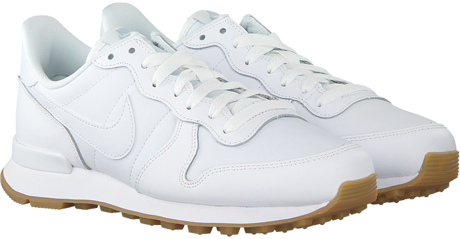 Witte NIKE Sneakers INTERNATIONALIST WMNS - large