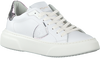 Witte PHILIPPE MODEL Lage sneakers TEMPLE S FEMME  - small