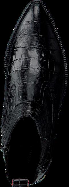 Zwarte SCOTCH & SODA Enkellaarsjes ABBEY 1975111 - large