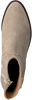 Beige NOTRE-V Enkellaarsjes 2000173  - small