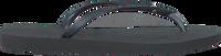 Zwarte HAVAIANAS Slippers SLIM CRYSTAL GLAMOUR  - medium