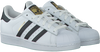 Witte ADIDAS Sneakers SUPERSTAR DAMES  - small