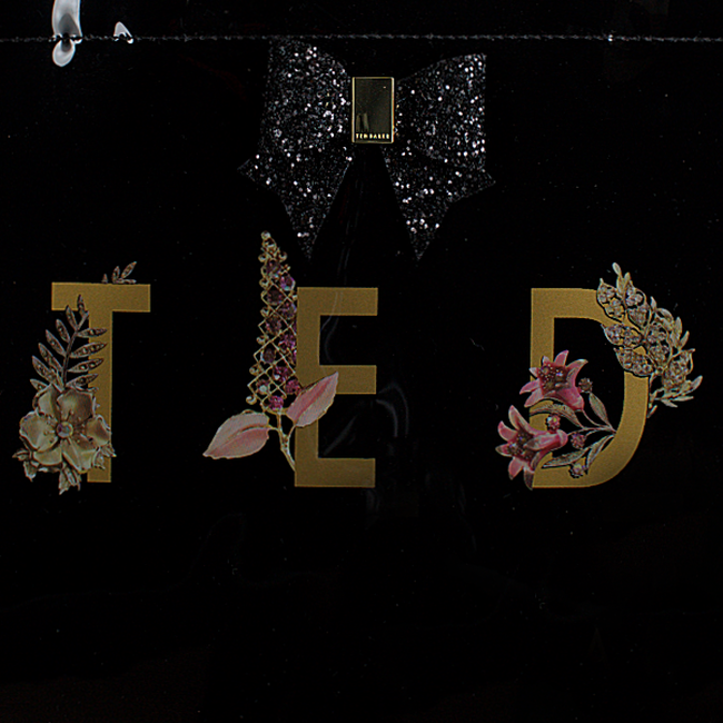 Zwarte TED BAKER Handtas MIACON  - large