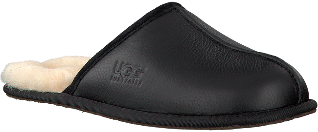 Zwarte UGG Pantoffels SCUFF  - large