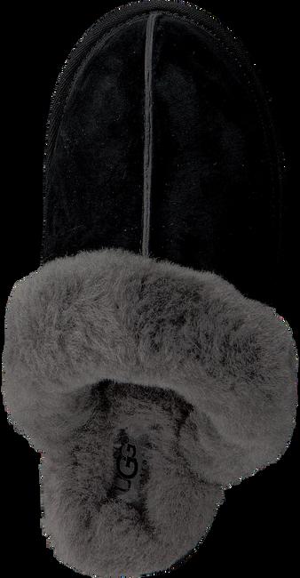 Zwarte UGG Pantoffels SCUFFETTE II  - large