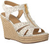 Witte MICHAEL KORS Espadrilles BERKLEY WEDGE - small