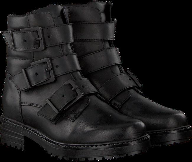 Zwarte OMODA Biker boots R16452 - large