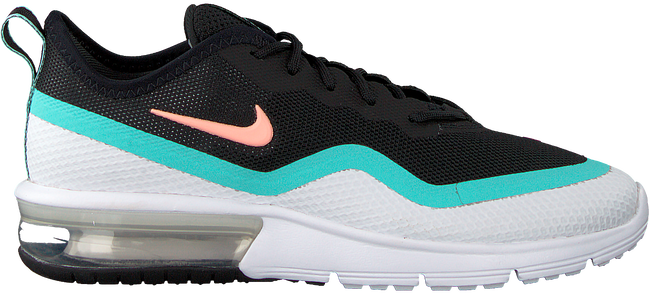 Zwarte NIKE Sneakers AIR MAX SEQUENT 4.5 WMNS - large