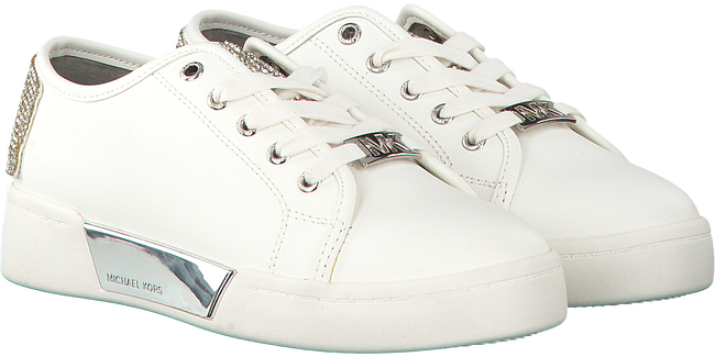Witte MICHAEL KORS Sneakers ZIA GUARD GANG  - large