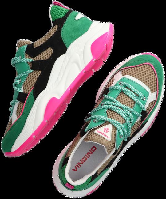 Groene VINGINO Lage sneakers JOY  - large