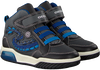 Zwarte GEOX Sneakers J949CE  - small