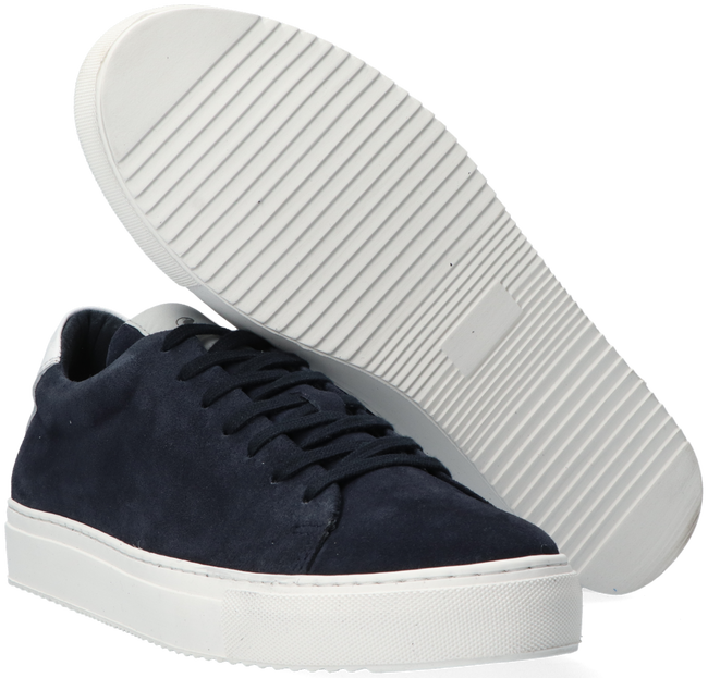 Blauwe GOOSECRAFT Lage sneakers JASON CUPSOLE  - large