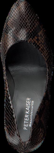 Bruine PETER KAISER Pumps KAROLIN  - large