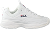 Witte FILA Sneakers RAY LOW WMN  - small