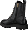 Zwarte TOMMY HILFIGER Veterboots SHADED TH BOOTIE  - small