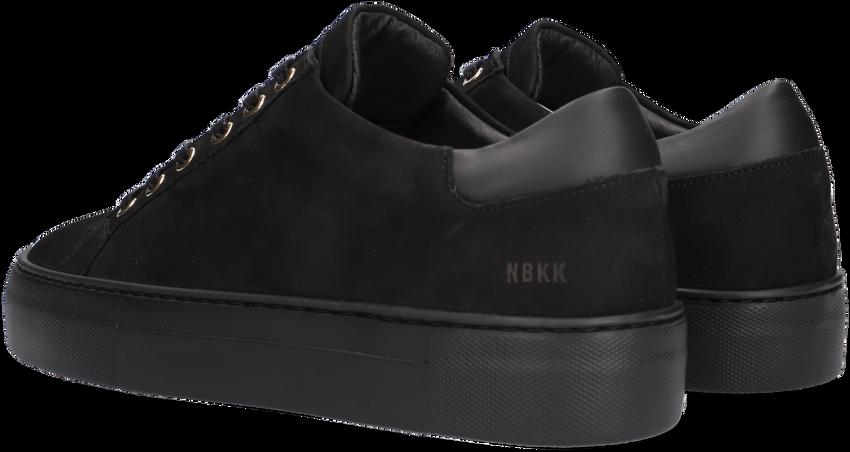 Zwarte NUBIKK Lage sneakers JAGGER PURE FRESH  - larger