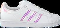 Witte ADIDAS Sneakers SUPERSTAR J  - medium
