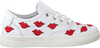 Witte FABIENNE CHAPOT Sneakers MEES  - small