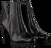 Zwarte PAUL GREEN Enkellaarsjes 9384 - small
