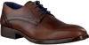 Bruine BRAEND Nette schoenen 16318  - small