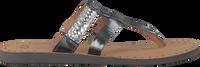 Zilveren UGG Slippers AUDRA  - medium