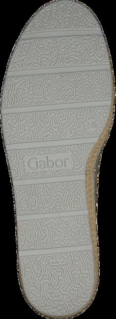 Groene GABOR Espadrilles 400.1  - large
